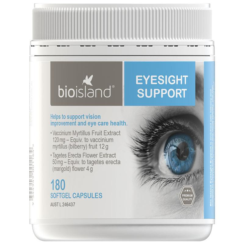 Bio Island Eyesight Support
